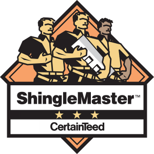 ShingleMaster warranty logo